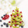 Surowe Świąteczne Ciasteczka